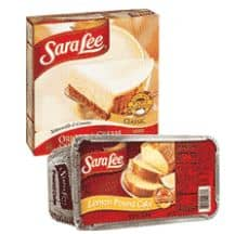 sara lee sweet baked new