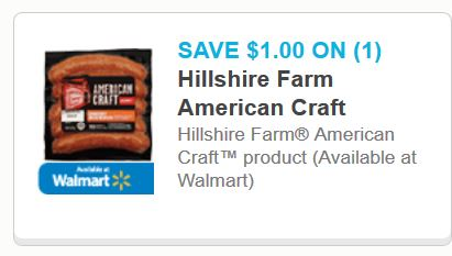 Hillshire farm american craft