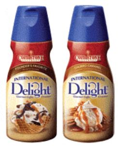 International delight July email