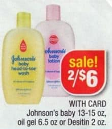 Johnsons cvs 4-20