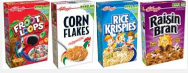 Kellogg's icon