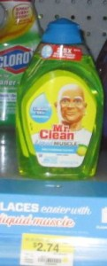 Mr clean magic muscle