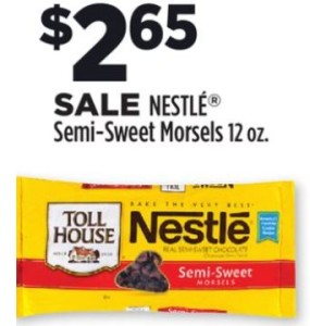 Neslte toll house morsels