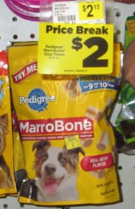 Pedigre marrowbone dg