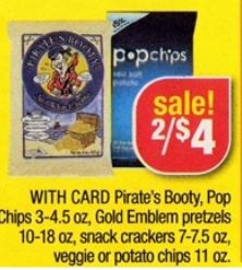Pop chips cvs