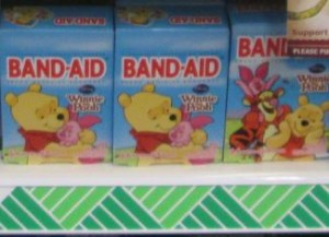 band aid dollar tree