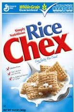 chex cereal april