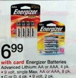 energizer new