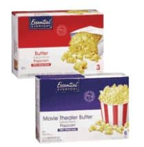 everyday essential popcorn