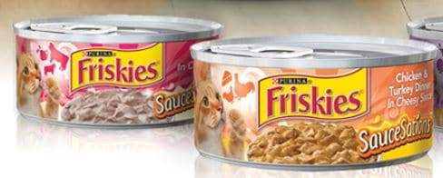 friskies saucesations
