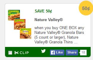 nature valley  new