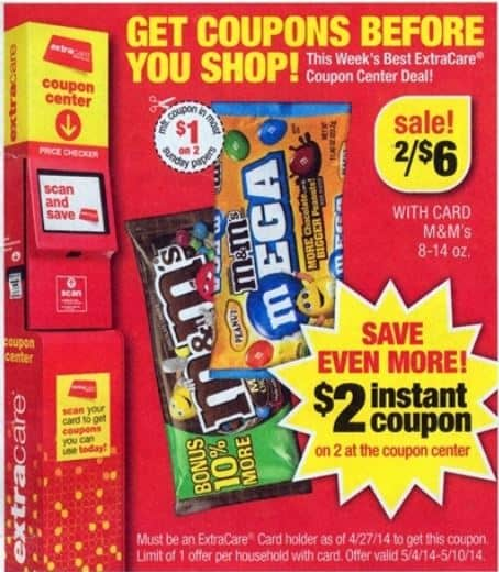 Be the first to learn about new coupons and deals for popular brands like M&M with the Coupon Sherpa weekly newsletters. Show Coupon. Used 23 times. 20% off NEW M&M'S Crunchy Mint, 8 oz stand up bag. Get 20% off with the Target Cartwheel app. Expires 10/14/ Buy Coupons.