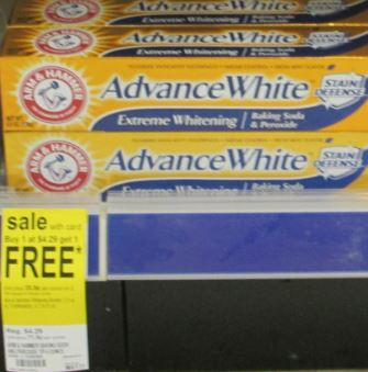 arm and hammer bogo sale 05-31