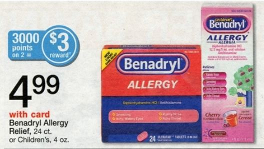 Benadryl Gel Walgreens Overnight Shipping