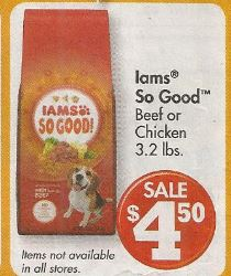 iams so good new