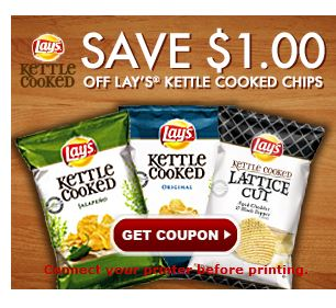Lays kettle cooked