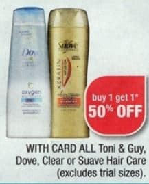dove buy one get one