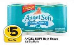 freds angel soft 12 big rolls