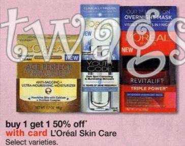 loreal buy one get one