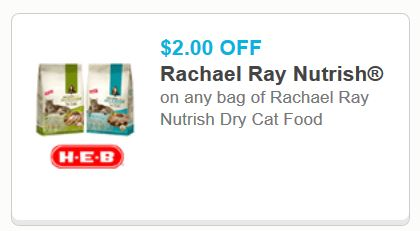 photograph relating to Rachael Ray Cat Food Printable Coupons identify Rachel Ray Cat Food stuff Printable Coupon - Printable Discount codes and