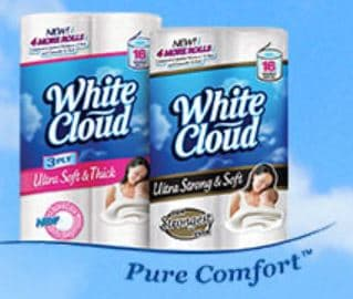 white cloud new