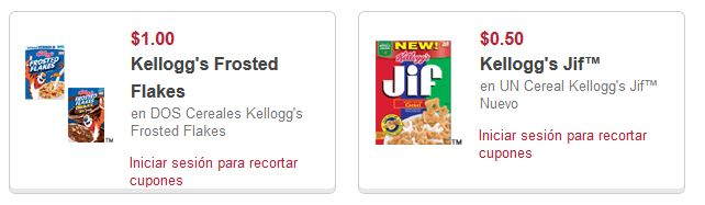 Kellogg's new