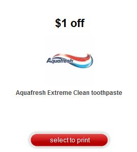 aquafresh extreme clean