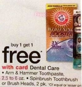 arm and hammer toothpaste bogo wags 07-27