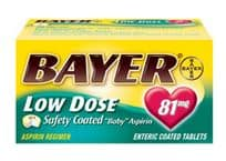 bayer low dose walmart