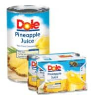 dole juice new