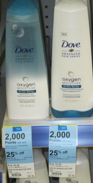 dove advanced wags