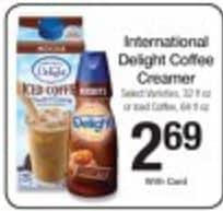 international delight kroger