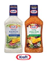 kraft dressing new