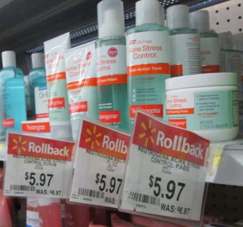 neutrogena roll backs