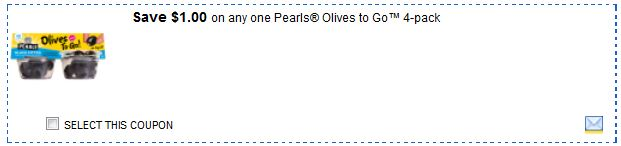 pearl olives to go