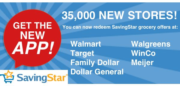 saving star new app