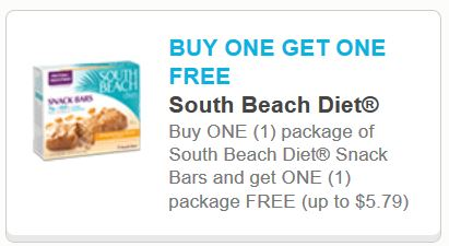 south beach diet new