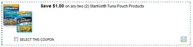 starkist tuna new