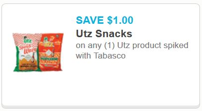 utz with tabasco
