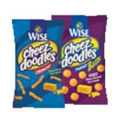 wise cheese doodles