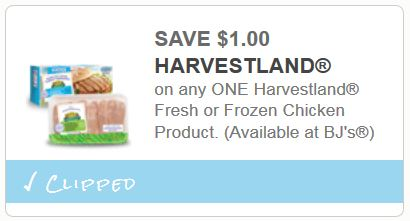 Harvest land fresh or frozen