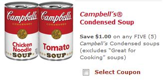 campbell's new