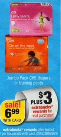 cvs diapers worth mentioning