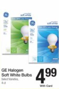 ge bulbs