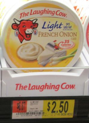 laughing cow walmart