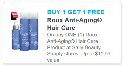 roux hair care
