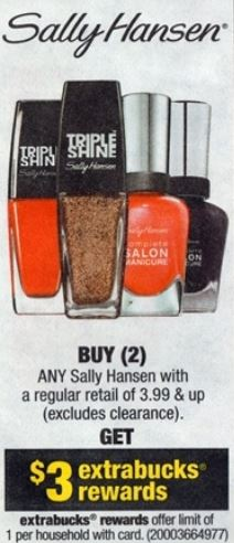 sally hansen worth mention ing
