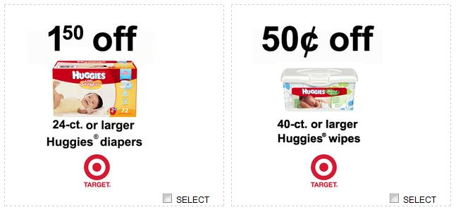 photograph about Huggies Wipes Printable Coupons identified as Emphasis: $.50 off 40 Depend or Larger sized Huggies Wipes $1.50