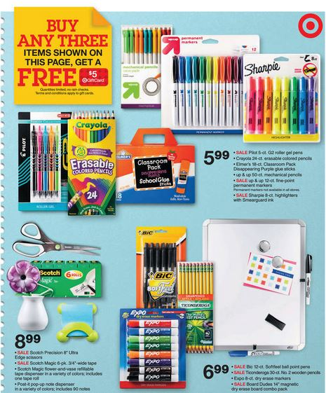 Printable Coupons and Deals – Target: Buy any Three various Pilot ...