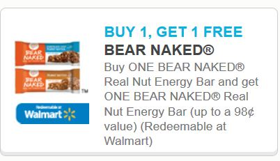 Bear naked new